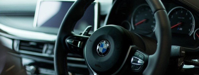 BMW-steering-wheel