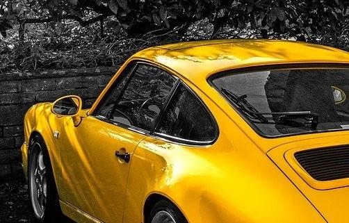 The Porsche Auto 911